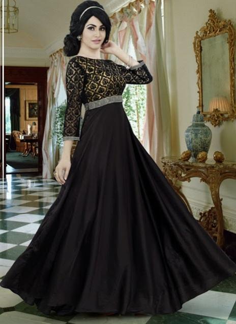 Designer Party Wear Gown « onlineshoppingforwedding